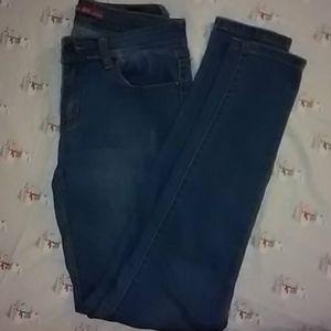 April Girl Junior's stretch jeans size 5